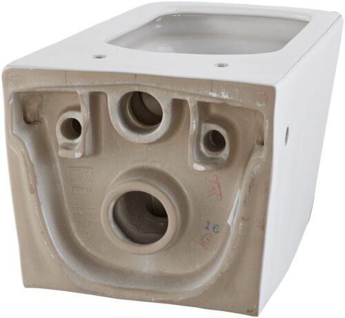 welltime Tiefspül-WC Trento Spülrandloses inkl. WC-Sitz Softclose B31765151 ehemalige UVP 199,99€ | 31765151 4