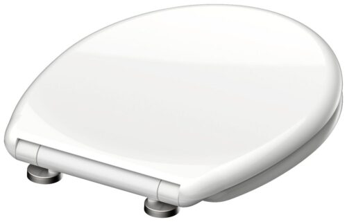 welltime WC-Sitz Premium hochwertiger abnehmbarer Toilettendeckel Absenkautomatik B32062959 ehemalige UVP 49,99€   32062959 3
