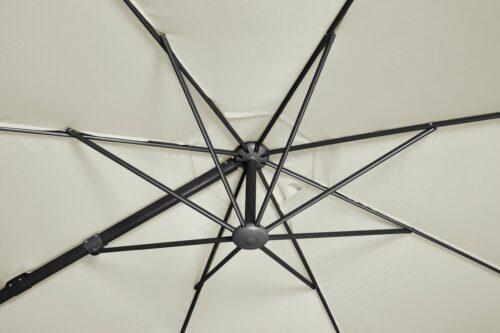 GARTEN GUT Ampelschirm Marbella B32812212 UVP 199,99€ | 32812212 6