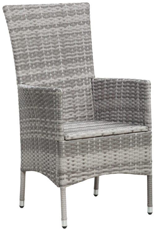 KONIFERA Gartenmöbelset Belluno 4 Sessel ohne Polster B32988323OP   32988323 1 1