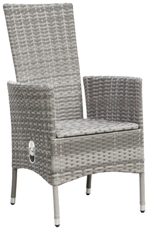 KONIFERA Gartenmöbelset Belluno 4 Sessel ohne Polster B32988323OP   32988323 2