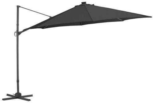 garten gut Ampelschirm Marbella mit Solarbetriebener LED Beleuchtung B33208655 ehemalige UVP 249,99€ | 33208655 1