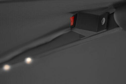 garten gut Ampelschirm Marbella mit Solarbetriebener LED Beleuchtung B33208655 ehemalige UVP 249,99€ | 33208655 6
