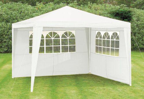 KONIFERA Seitenteile Pavillon Party 300x300cm weiß 2 Stk. B34180568 UVP 29,99€ | 34180568 1