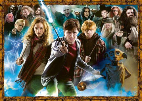 Ravensburger Puzzle Der Zauberschüler Harry Potter 1000 Puzzleteile Made in Germany FSC® - schützt Wald- weltweit B34882312 UVP 13,99€ | 34882312 2