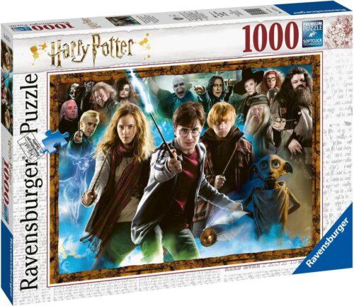 Ravensburger Puzzle Der Zauberschüler Harry Potter 1000 Puzzleteile Made in Germany FSC® - schützt Wald- weltweit B34882312 UVP 13,99€ | 34882312 3
