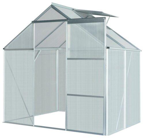 KONIFERA Gewächshaus Florenz BxTxH:190x130x195cm B35357807 UVP 199,99€ | 35357807 1 1