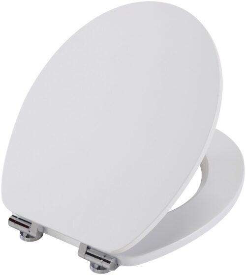 WC-Sitz Mattes Design MDF Toilettensitz mit Absenkautomatik B36497348 ehemalige UVP 49,99€ | 36497348 4