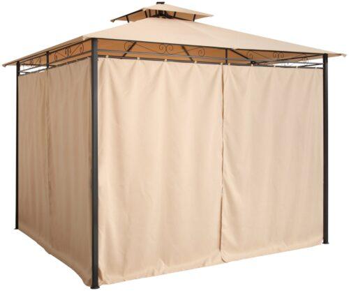 KONIFERA Pavillonseitenteile Palma 4 Seitenteilen für 300x300cm B36949242 UVP 79,99€ | 36949242 3