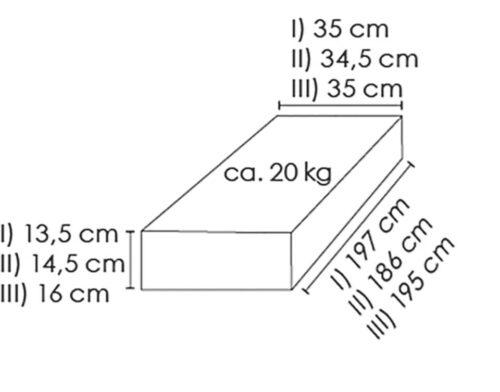 Schneider Schirme Ampelschirm Rhodos Junior ohne Wegeplatten | 37881627 11