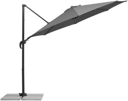 Schneider Schirme Ampelschirm Rhodos Junior ohne Wegeplatten | 37881627 3