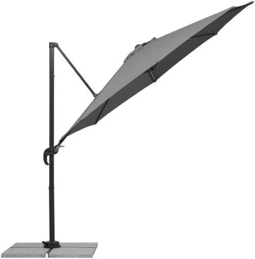 Schneider Schirme Ampelschirm Rhodos Junior ohne Wegeplatten | 37881627 4