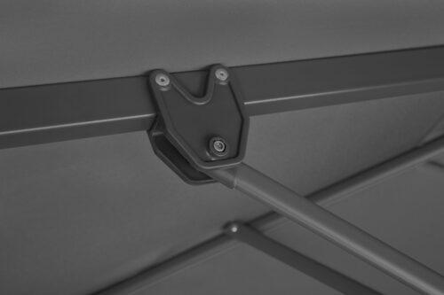 Schneider Schirme Ampelschirm Rhodos Junior ohne Wegeplatten | 37881627 9