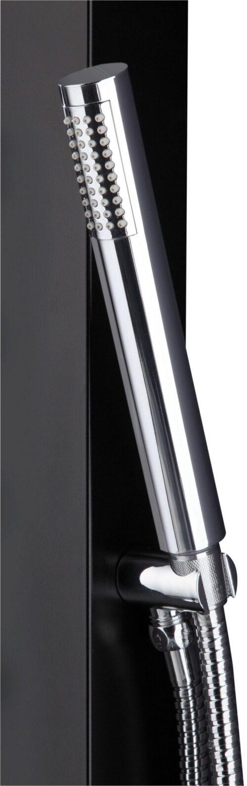 welltime Duschsäule Black Höhe 160cm Inklusive Massagedüsen & Wasserfallfunktion B38082921 ehemalige UVP 259,99€ | 38082921 4