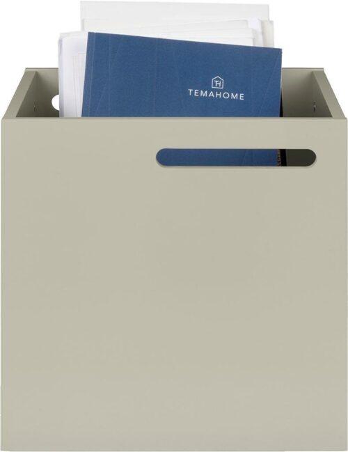 TemaHome Aufbewahrungsbox Berlin mit Muldegriffen für einen praktischen Transport B38546151 UVP   38546151 3