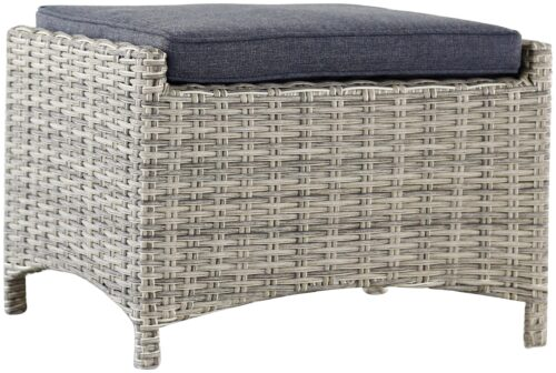 KONIFERA Gartenmöbelset Monaco 17-tlg. 6 Sessel 2 Hocker Tisch B39806415 ehemalige UVP 1.499,99€ | 398 6