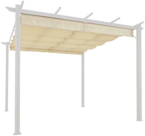 KONIFERA Ersatzdach für Pavillon Tilos BxL:300x300cm sandfarben B40260438 UVP 49,99€ | 40260438 1