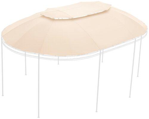 KONIFERA Ersatzdach für Pavillon Oval BxL: 350x500cm B40475829 ehemalig UVP 89,99€ | 40475829 1