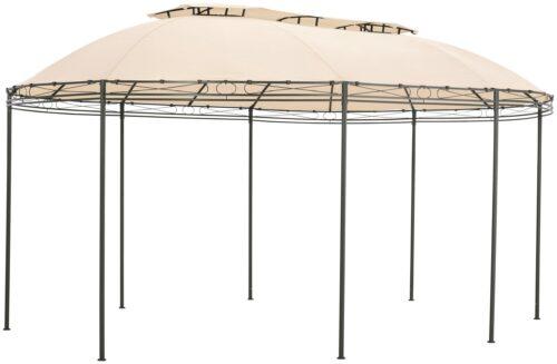 KONIFERA Ersatzdach für Pavillon Oval BxL: 350x500cm B40475829 ehemalig UVP 89,99€ | 40475829 2