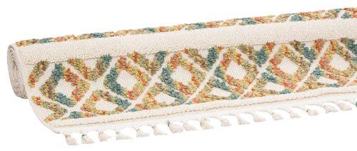Teppich Arian Home affaire rechteckig Höhe 18mm mit Fransen Wohnzimmer B41443228 UVP 29,99€ | 41443228 4