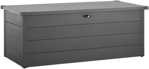 KONIFERA Kissenbox Helsinki Deluxe Stahl B Ware! abschließbar B41454153 UVP 299,99€   41454153 1