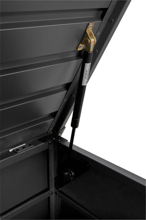 KONIFERA Kissenbox Helsinki Deluxe Stahl B Ware! abschließbar B41454153 UVP 299,99€   41454153 6