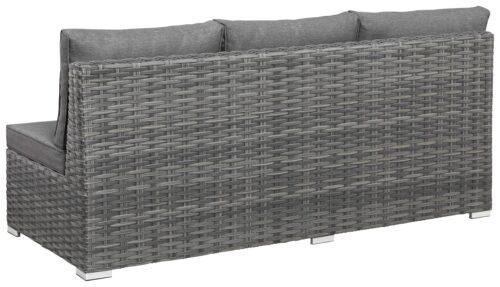 KONIFERA Loungeset New York Ecklounge Polyrattan B42122036 UVP 1699,99€ | 42122036 7