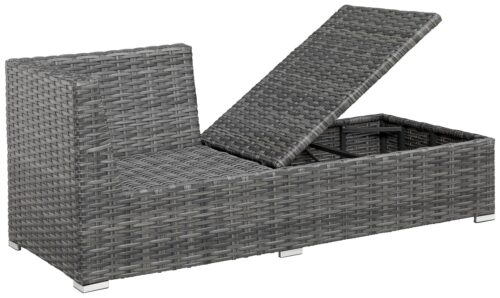KONIFERA Loungeset New York Ecklounge Polyrattan B42122036 UVP 1699,99€ | 42122036 9