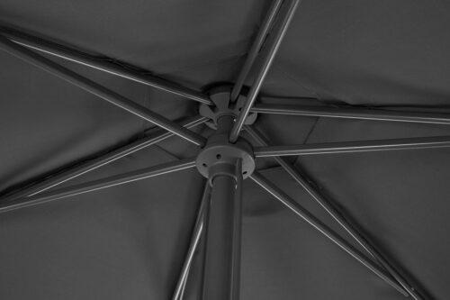 garten gut Sonnenschirm London ohne Schirmständer B45030455 UVP 59,99€ | 45030455 4