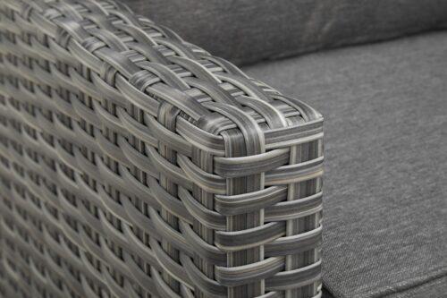 KONIFERA Gartenmöbel Manhattan 2 Sessel Polyrattan/Aluminium B45094139 | 45094139 8