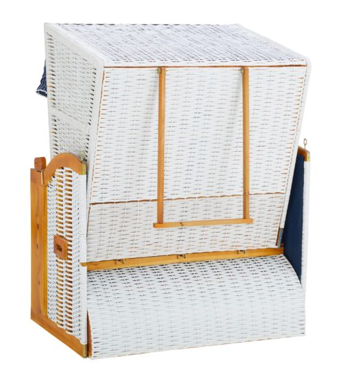Strandkorb Basic XL Halblieger B45482404 UVP 299,99€ | 45482404 3