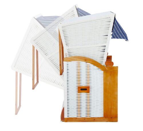 Strandkorb Basic XL Halblieger B45482404 UVP 299,99€ | 45482404 5