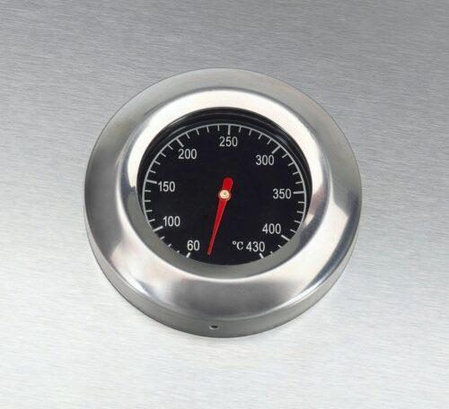 KONIFERA Gasgrill 6-Brenner BxTxH:161,5x57x111cm mit Drehspieß B45555543 UVP499,99€ | 45555543 5