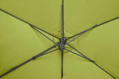 garten gut Ampelschirm Palermo ohne Wegeplatten B46009139 UVP 129,99€ | 46009139 4