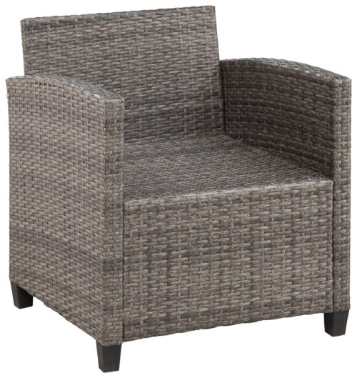 KONIFERA Loungeset Keros Premium Ecklounge 2 Hocker Sessel Tisch 145x75cm Polyrattan B46059830 UVP 799,99€ | 46059830 7