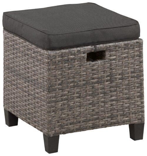 KONIFERA Loungeset Keros Premium Ecklounge 2 Hocker Sessel Tisch 145x75cm Polyrattan B46059830 UVP 799,99€ | 46059830 9