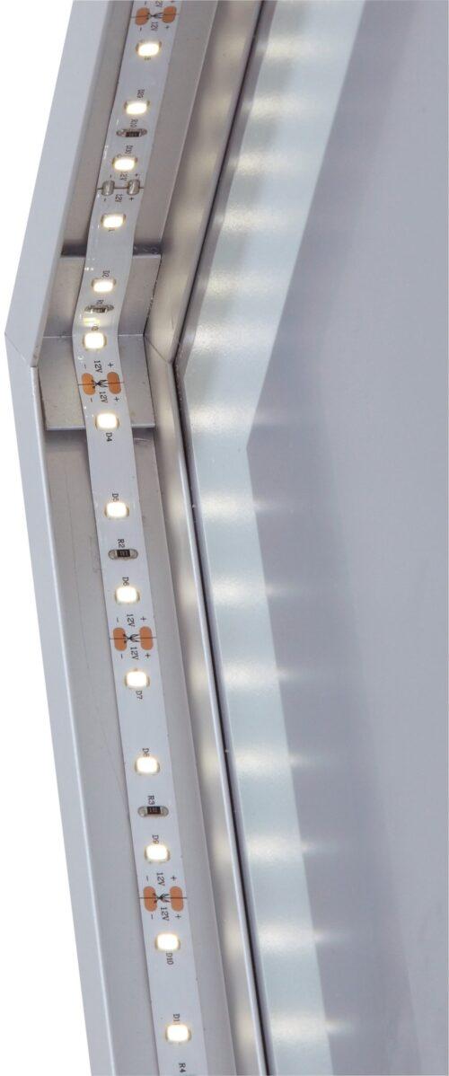 welltime Badspiegel Miami BxH:60x80cm B48467622 UVP 199,99€ | 48467622 4