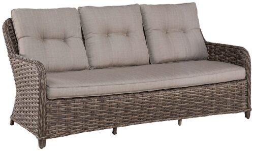 KONIFERA Loungeset Casablanca de luxe Sofa Tisch Hocker B48899868 | 48899868 1