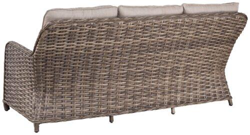 KONIFERA Loungeset Casablanca de luxe Sofa Tisch Hocker B48899868 | 48899868 3