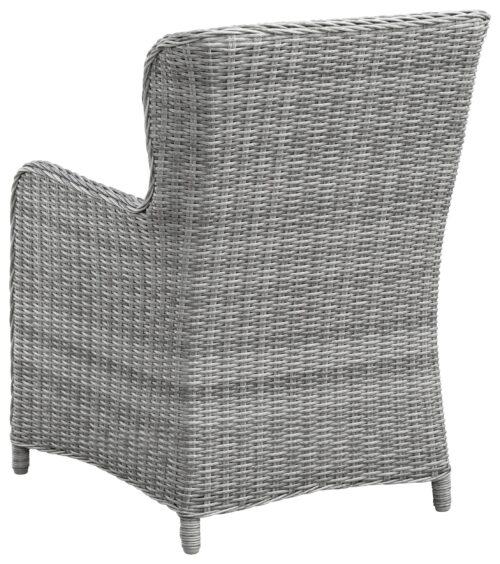 KONIFERA Gartenmöbelset Miami (19-St) 6 Sessel Tisch 17x9cm Polyrattan B49840366 UVP 1099,99€ | 4984036656 4