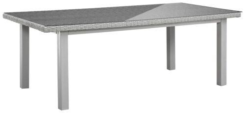 KONIFERA Gartenmöbelset Miami (19-St) 6 Sessel Tisch 17x9cm Polyrattan B49840366 UVP 1099,99€ | 4984036656 6