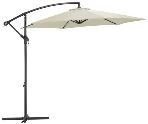 garten gut Ampelschirm Sunshine abknickbar mit Schirmstände B49910150 UVP 89,99€ | 49910150 1