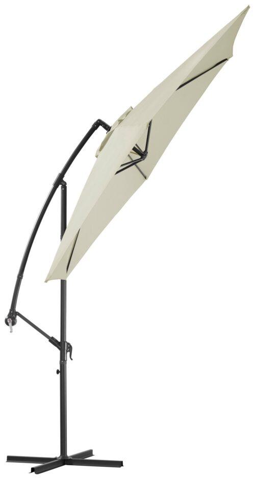 garten gut Ampelschirm Sunshine abknickbar mit Schirmstände B49910150 UVP 89,99€ | 49910150 2