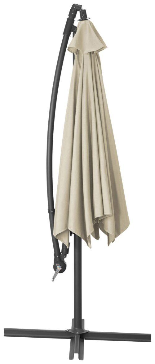 garten gut Ampelschirm Sunshine abknickbar mit Schirmstände B49910150 UVP 89,99€ | 49910150 4