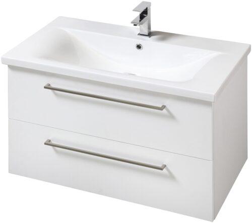 welltime Waschtisch Torino Badmöbel in Breite 80cm B50451220 ehemalige UVP 659,99€ | 50451220 1