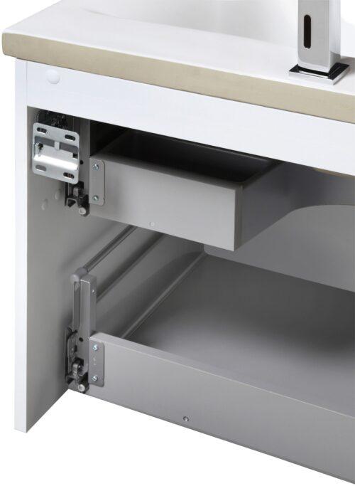 welltime Waschtisch Torino Badmöbel in Breite 80cm B50451220 ehemalige UVP 659,99€ | 50451220 5