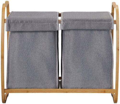 welltime Wäschekorb Costa Rica 70cm breit Bambus B50770555 ehemalige UVP 59,99€ | 50770555 2