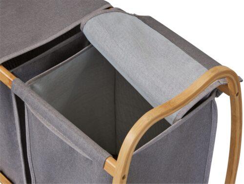 welltime Wäschekorb Costa Rica 70cm breit Bambus B50770555 ehemalige UVP 59,99€ | 50770555 3