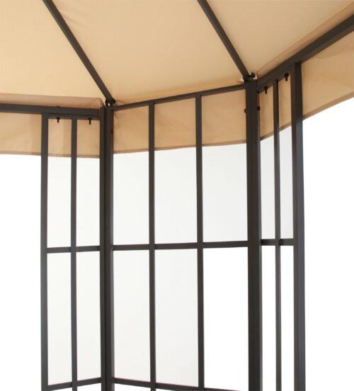 KONIFERA Pavillon Borkum mit 4 Seitenteilen BxT:300x360cm B52183443 UVP 299,99€ | 52183443 5