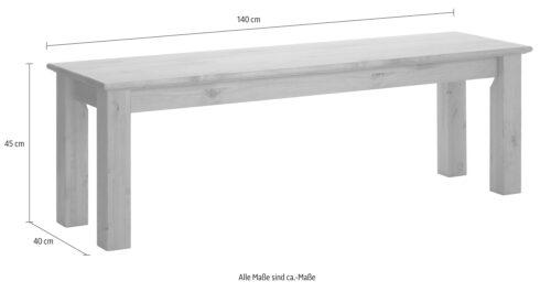 Home affaire Sitzbank Breite 120cm B525945 UVP 129,99€ | 525945 3